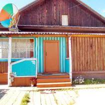 Гостевой дом в Усть-Баргузине - главный вход