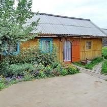 Двор гостевого дома - баня