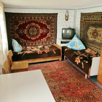2-х местная комната в отдельно стоящем домике