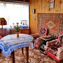 Гостевой дом в Усть-Баргузине - Веранда с попугаем