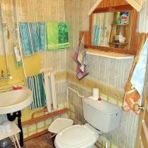 Гостевой дом в Усть-Баргузине - Туалет