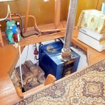 Гостевой дом в Усть-Баргузине - Система отопления дома