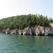 Байкал - Чивыркуйский залив. Мыс Курбулик