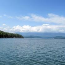 Байкал - Чивыркуйский залив. Бухта Змеиная