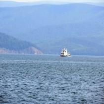 Байкал - Чивыркуйский залив - Бухта Змеёвая. Вид из бухты