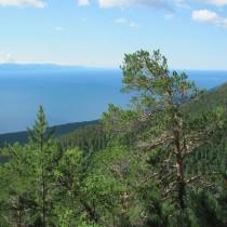 Байкал - полуостров Святой Нос
